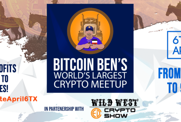 Bitcoin Ben's World's Largest Crypto Meetup