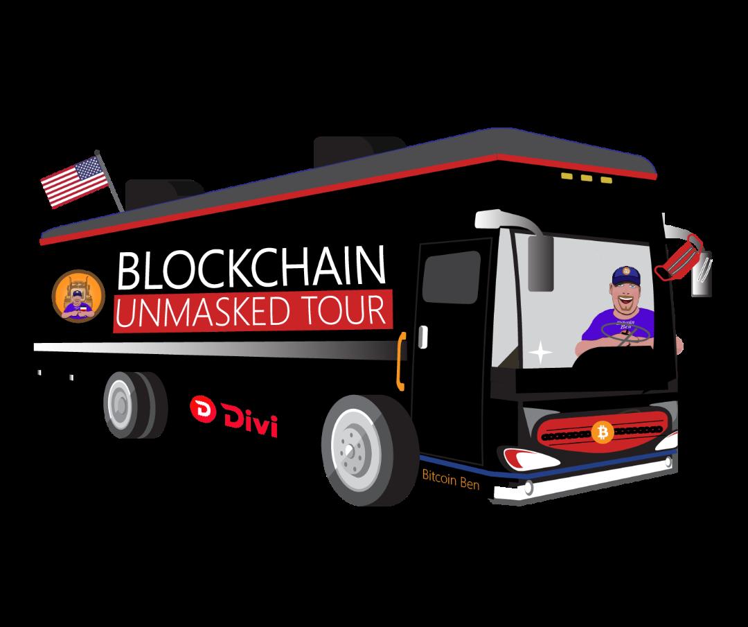 Blockchain Unmasked Tour